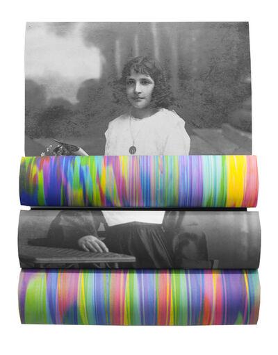 Ivana Larrosa, 'Rolling Girl', 2015