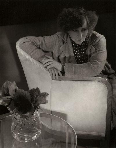 Edward Steichen, 'Colette', 1935