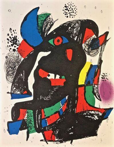 Joan Miró, 'Lithographie Originale II', 1981