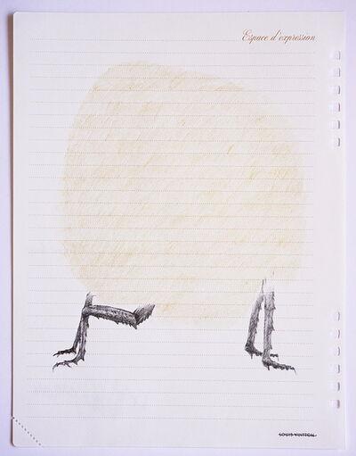 Mircea Stanescu, 'L'AUTRE TEMPOREL / LOUIS VUITTON 9', 2015