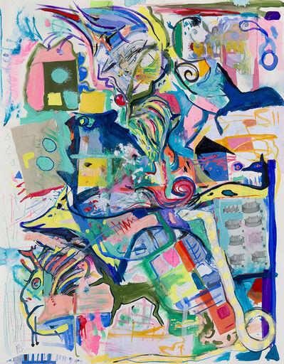 Rives Granade, 'Zauw ', 2019