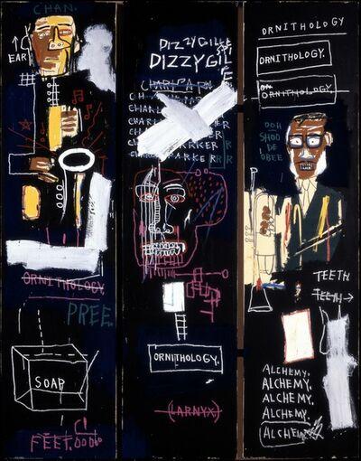 Jean-Michel Basquiat, 'Horn Players', 1983