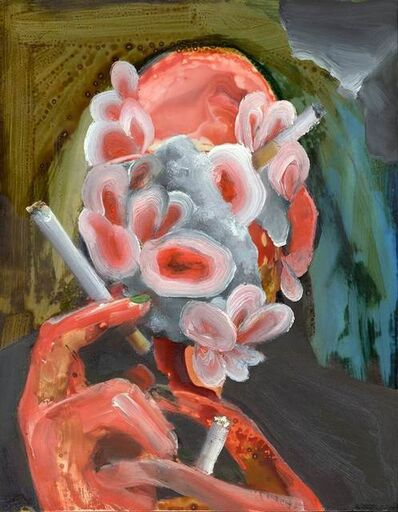 Elizabeth Glaessner, 'Thoracica', 2014