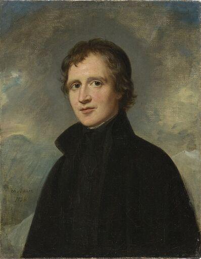 Charles-Louis Bazin, 'Portrait d'homme'
