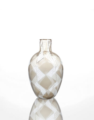 Ercole Barovier, 'Intarsio vase', ca. 1961