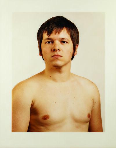 Thomas Ruff, 'Porträt', 1986