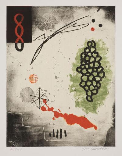 Tim Craighead, 'Trace Series Monotype 113', 2008