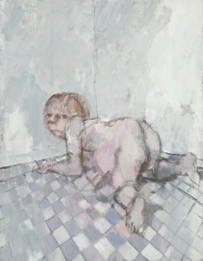 Jean Rustin, 'Sur le carrelage', 2003