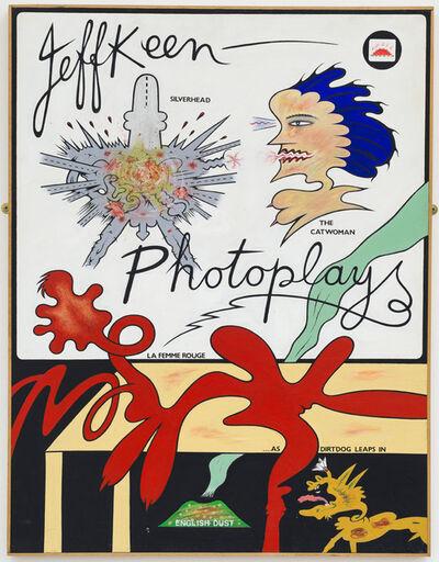 Jeff Keen, 'Photoplays', 1972