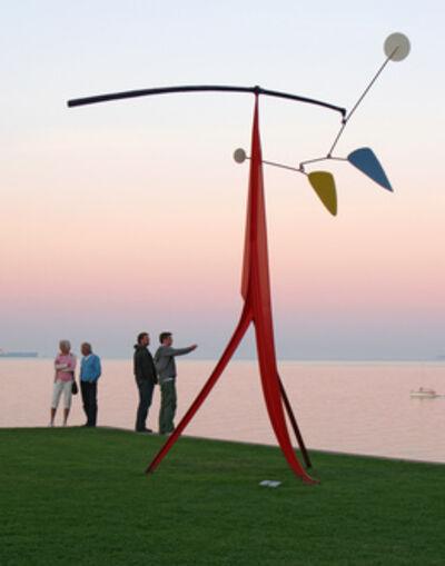 Alexander Calder, 'Little Janey-Waney (Stabile Mobile) ', 1964-1976