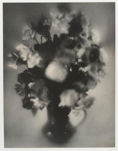 Gen Otsuka 大束 元, 'Flowers', 1951