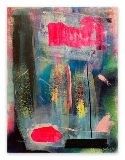 Janin Walter, 'Interdependencies (Abstract painting)', 2020