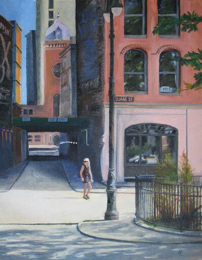Anita Arellano, 'Duane Street', 2017