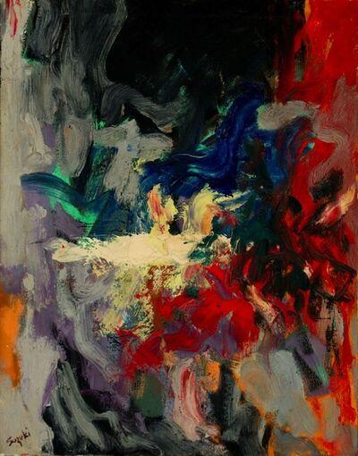 James Hiroshi Suzuki, 'Untitled', ca. 1958