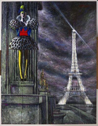 Patrick Boussignac, 'La folle de Chaillot', 2010