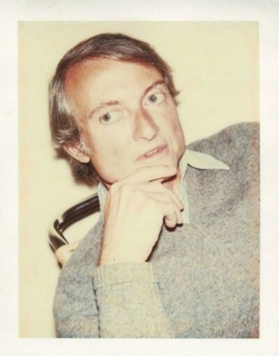 Andy Warhol, 'Roy Lichtenstein (Authenticated by the Warhol Foundation)', 1975