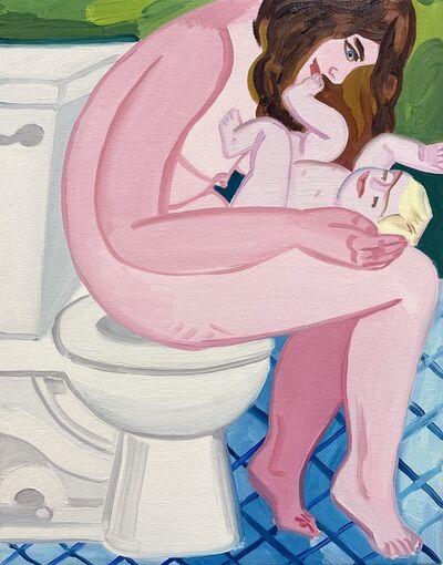 Madeline Donahue, 'Snuggle', 2021