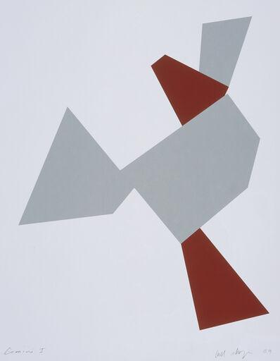 Joel Shapiro, 'Boat, Bird, Mother and Child (a)', 2009