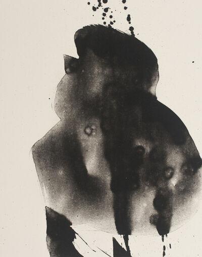 Robert Motherwell, 'Octavio Paz Three Poems 3', 1987