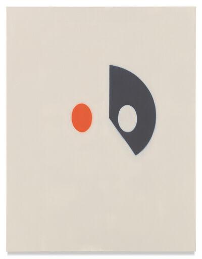 Suzanne Caporael, '749 mask (blow me a kiss)', 2020