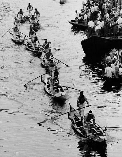 Gianni Berengo Gardin, 'Gondole, Venezia', 1960s