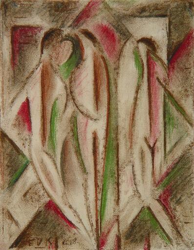 Edmund Kinzinger, 'Untitled', 1918