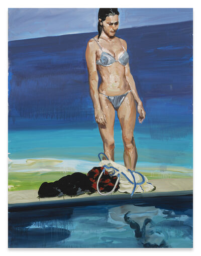 Eric Fischl, 'Self-Reflection', 2018