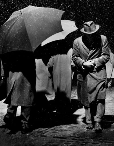 Dennis Stock, 'New York City', 1950