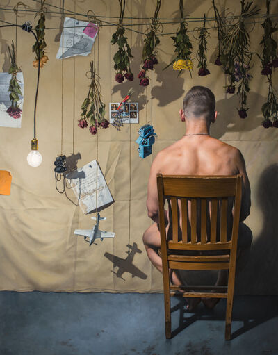 Robert Schefman, 'In Love With My Best Friend', 2019