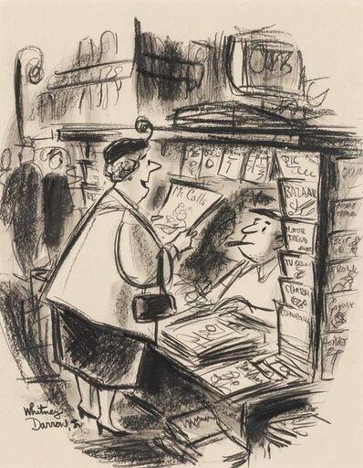 Whitney Darrow, Jr., 'McCall's', 1957