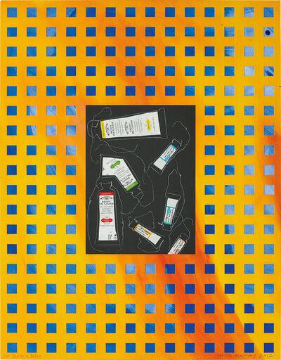 Brian Clarke, 'Untitled', 2012