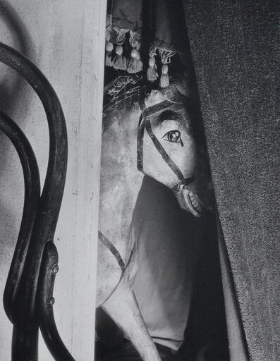 Manuel Álvarez Bravo, 'Caballo de Madera', 1928
