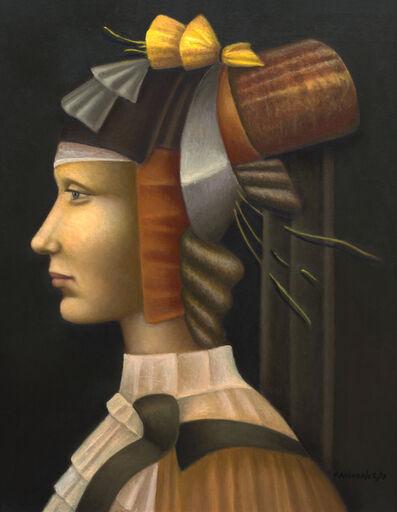 Carmen Aldunate, 'I Have Something on my Head V', 2016