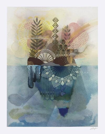 Koralie, 'Jardin Flottant #6', 2019