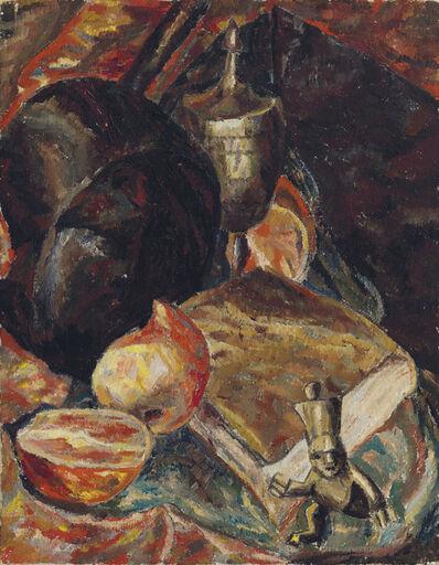Leonora Carrington, 'Still Life with Creature', 1935