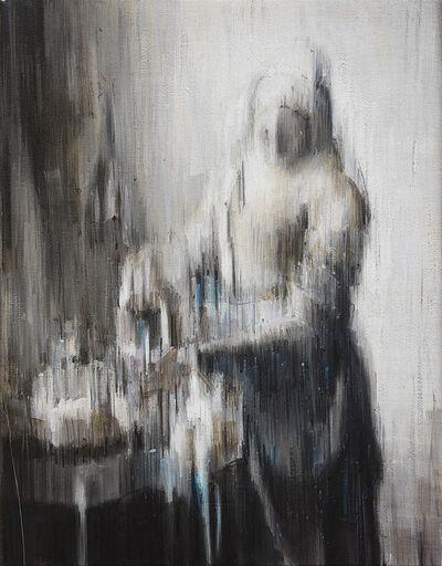 "Valerio D'Ospina, ' ""B.I. (The Milkmaid)""', 2015"