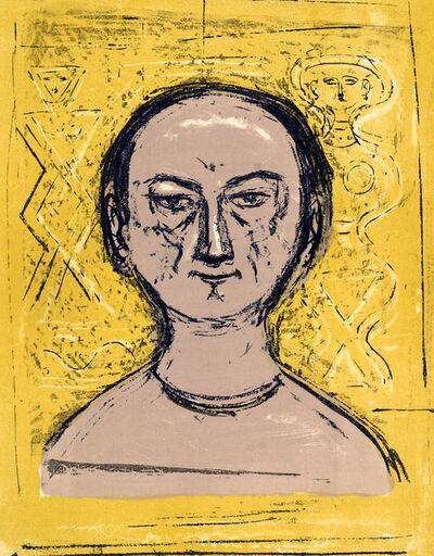 Massimo Campigli, 'Danzatrice', 1965
