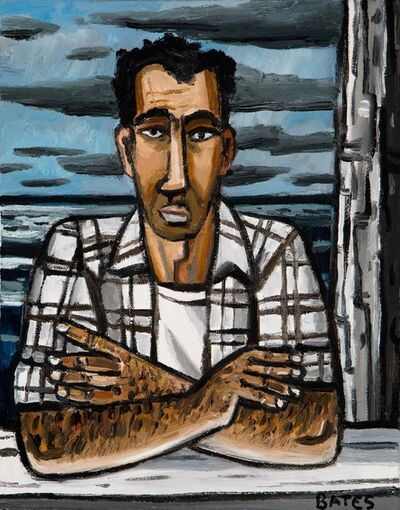 David Bates, 'The Captain I', 2013