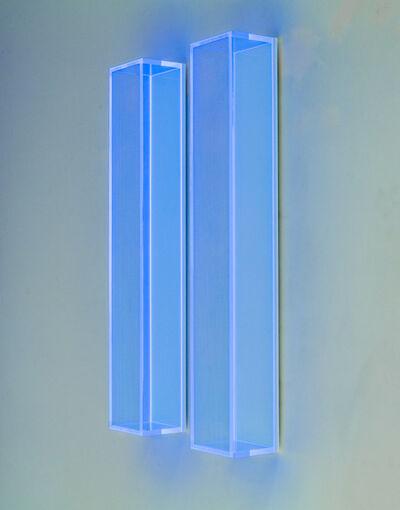 Regine Schumann, 'Colormirror Rainbow Glow after Blue Blue Tokyo', 2020