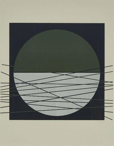 "Jesús Rafael Soto, 'Vibrations (From The Folio ""Vibrations"")', 1969"
