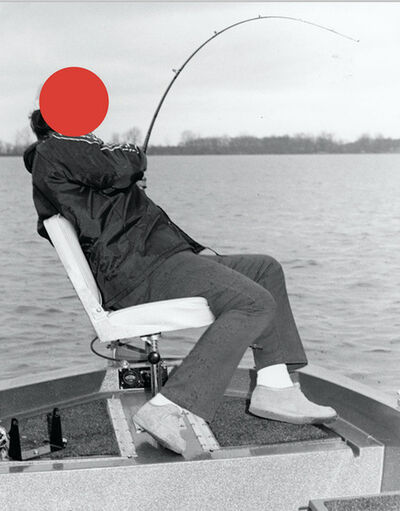 John Baldessari, 'Big Catch', 2018
