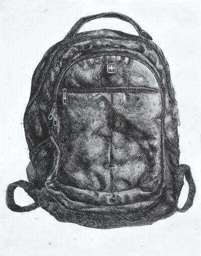 Miran Šabić, 'Backpack 2', 2017