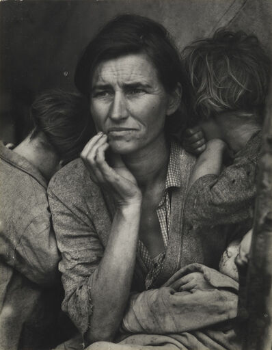 Dorothea Lange, 'Migrant Mother.', circa 1965