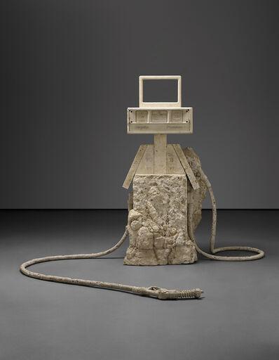 Allora & Calzadilla, 'Petrified Petrol Pump', 2010