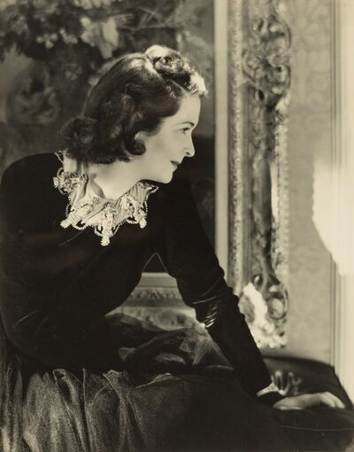 Baron Adolph De Meyer, 'Gladys Lloyd Robinson', circa 1930
