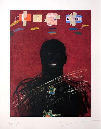 Raymond Saunders, 'Jack Johnson ', 2009