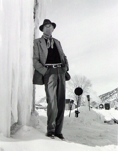 Peter Stackpole, 'Gary Cooper', 1949