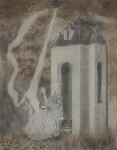 Remedios Varo, 'Tejedora', 1956