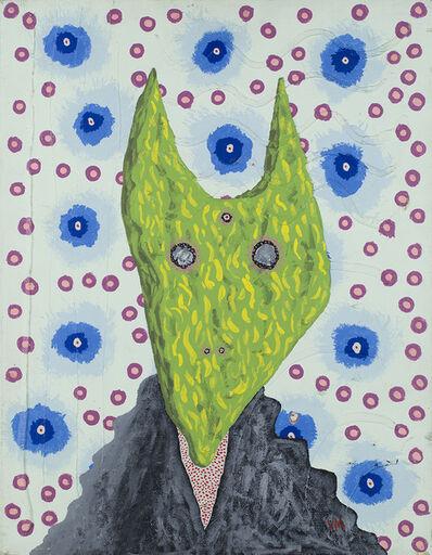 Gregory Van Maanen, 'Wolfgang (the Lizard) Before The War', 5