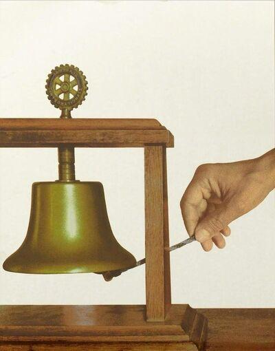 Michelangelo Pistoletto, 'Solidarity Bell', 2014